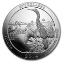 2014 5 oz Silver ATB Everglades National Park, FL