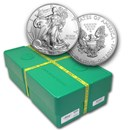2014 500-Coin Silver Eagle Monster Box (SF Mint, Sealed)