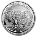 2014 Australia 1 oz Silver Koala BU
