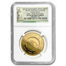 2014 Australia 5-Coin Gold Kangaroo Proof Set PF-70 NGC