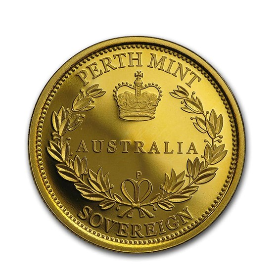 2014 Australia Proof Gold Sovereign