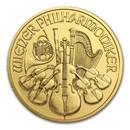 2014 Austria 1/2 oz Gold Philharmonic BU