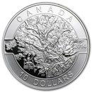 2014 Canada 1/2 oz Silver O'Canada Down By the Old Maple Tree