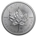 2014 Canada 1 oz Silver Maple Leaf BU
