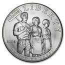 2014-P Civil Rights of 1964 $1 Silver Commem BU (w/Box & COA)