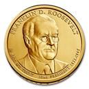 2014-P Franklin Roosevelt Presidential Dollar BU
