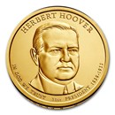 2014-P Herbert Hoover Presidential Dollar BU