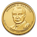 2014-P Warren Harding Presidential Dollar BU