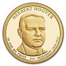 2014-S Herbert Hoover Presidential Dollar Proof
