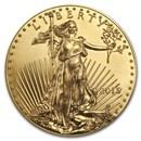 2015 1/10 oz Gold American Eagle BU