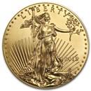 2015 1/2 oz Gold American Eagle BU
