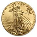 2015 1/4 oz American Gold Eagle BU