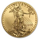 2015 1/4 oz Gold American Eagle BU