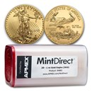 2015 1 oz American Gold Eagle (20-Coin MintDirect® Tube)