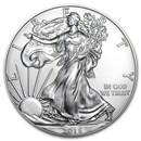 2015 1 oz Silver American Eagle BU