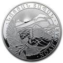 2015 Armenia 1 oz Silver 500 Drams Noah's Ark BU