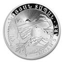 2015 Armenia 5 kilo Silver 20000 Drams Noah's Ark