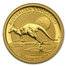 2015 Australia 1/10 oz Gold Kangaroo BU