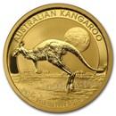 2015 Australia 1 oz Gold Kangaroo BU