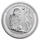 2015 Australia 1 oz Platinum Platypus BU
