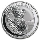 2015 Australia 1 oz Silver Koala BU