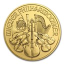 2015 Austria 1/10 oz Gold Philharmonic BU