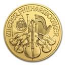 2015 Austria 1/25 oz Gold Philharmonic BU