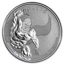 2015 Canada 1/4 oz Silver $20 Original Superman (Coin Only)