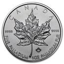 2015 Canada 1 oz Palladium Maple Leaf BU
