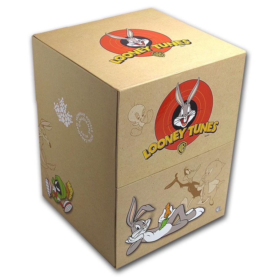 2015 Canada Looney Tunes 1/2 oz Set Box Only