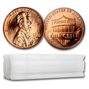 2015-D Lincoln Cent 50-Coin Roll BU