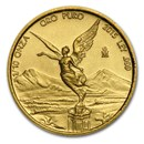 2015 Mexico 1/10 oz Gold Libertad BU