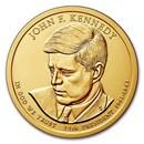 2015-P John F. Kennedy Presidential Dollar BU