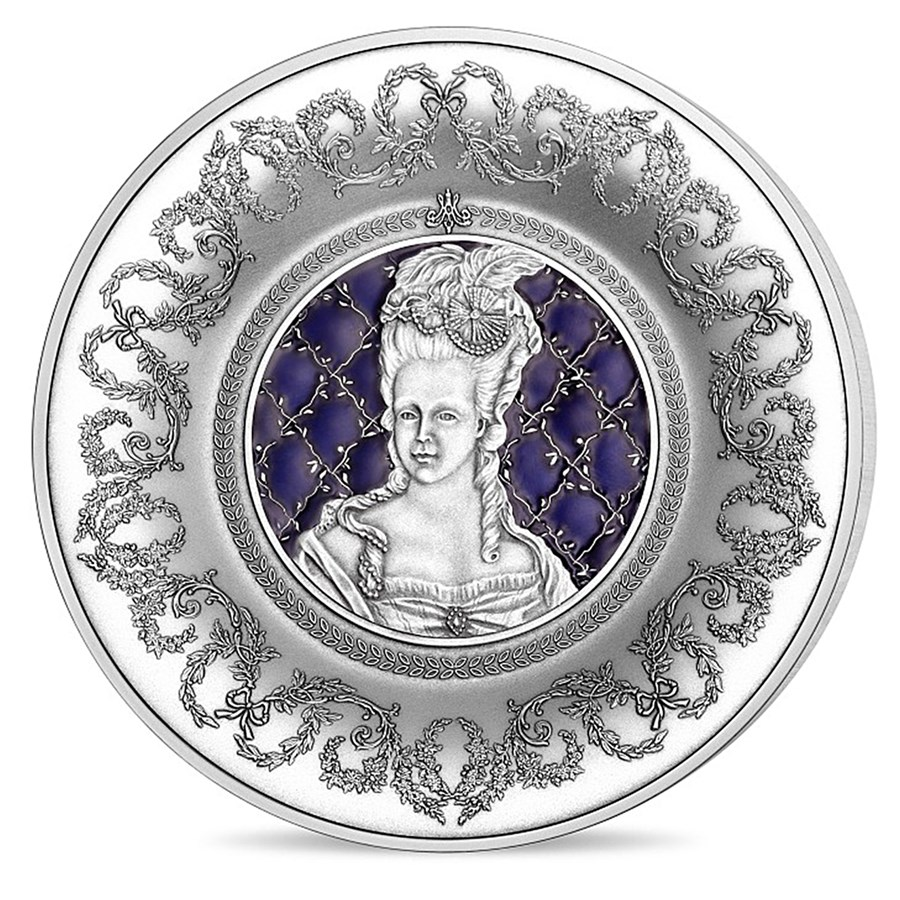 2015 Silver French Excellence Series Medal (Sèvres)