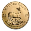 2015 South Africa 1 oz Gold Krugerrand BU