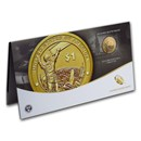 2015 U.S. Mohawk Ironworkers Coin and Currency Set