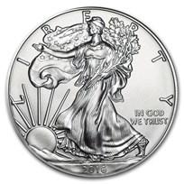 2016 1 oz American Silver Eagle BU