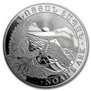 2016 Armenia 5 kilo Silver 20000 Drams Noah's Ark