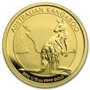 2016 Australia 1/10 oz Gold Kangaroo BU