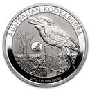 2016 Australia 1 oz Silver Kookaburra BU (Monkey Privy)