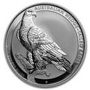 2016 Australia 1 oz Silver Wedge-Tailed Eagle BU