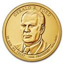 2016-D Gerald Ford Presidential Dollar BU