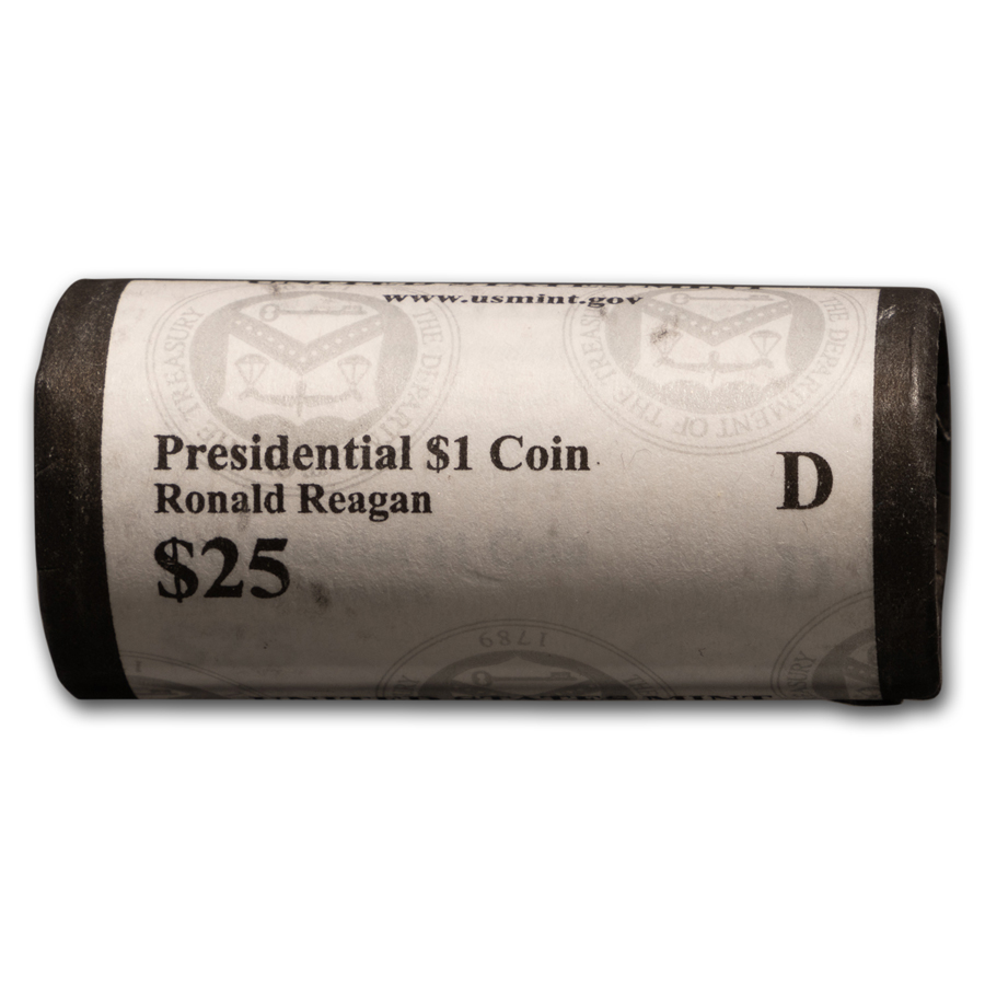S Zachary Taylor Presidential Proof Dollar Roll 20 US Coins 2009
