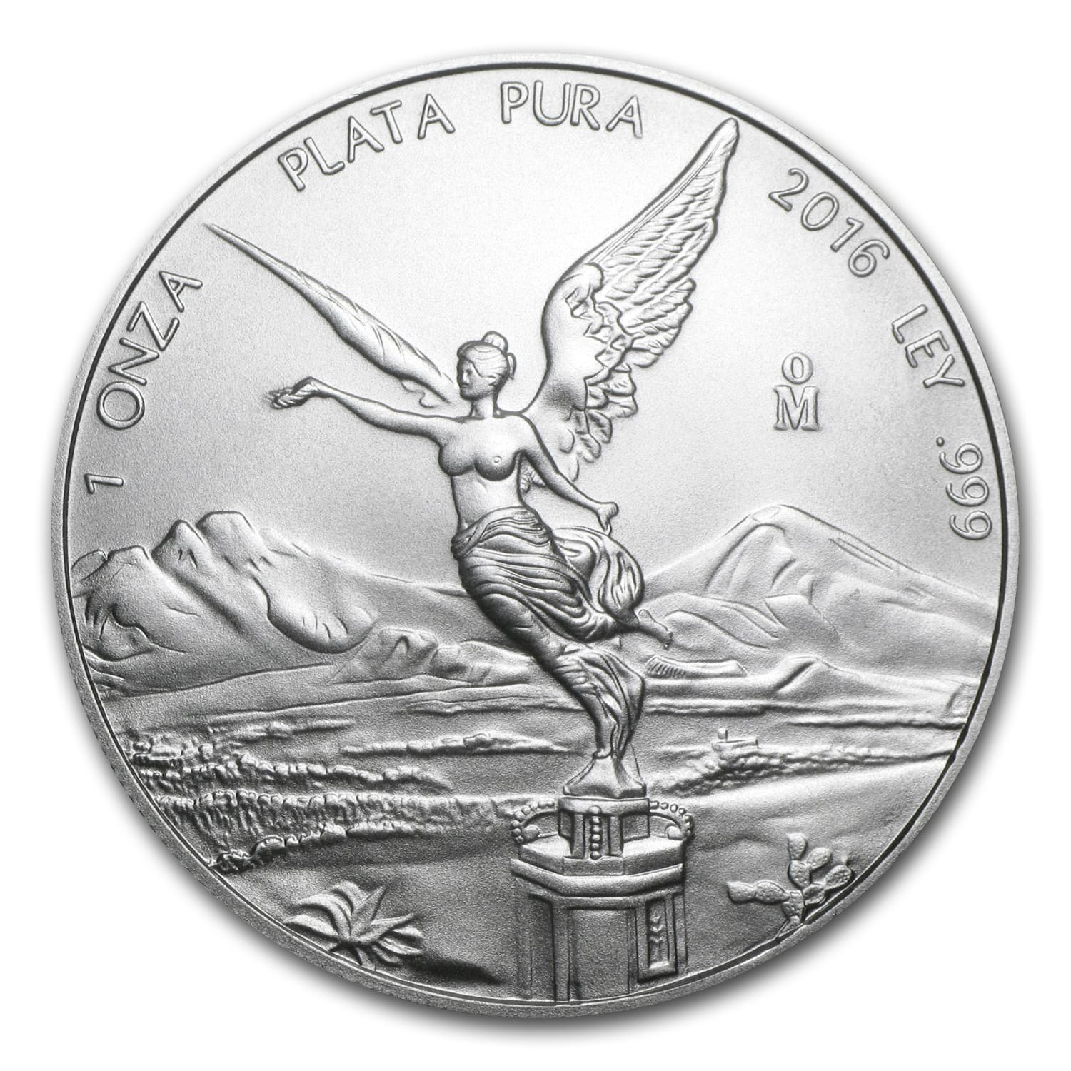 2016 Mexico Libertad Proof Silver 1//20 Oz .999 Fine Silver Coin Low Mintage