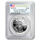 2016-W 1 oz Proof American Platinum Eagle PR-70 PCGS (FS)