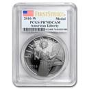 2016-W Silver American Liberty Medal PR-70 PCGS (FS)