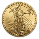 2017 1/10 oz American Gold Eagle BU