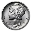 2017 1 oz American Palladium Eagle BU