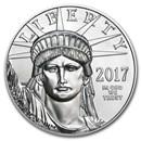 2017 1 oz American Platinum Eagle BU