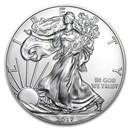 2017 1 oz American Silver Eagle BU